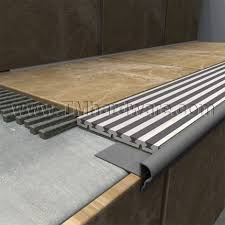 high quality traction tread safety stair treads for stair edge