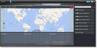 America Longitude And Latitude Map by Adding The Latitude And Longitude Sensor To The Map Using The At U0026t