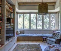Window Seat Bookshelves Sydney Window Seat Bookshelf Dining Room Contemporary With