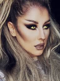 woman halloween makeup animal halloween makeup that make everyone love it a diy projects