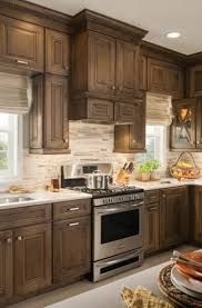 stained kitchen cabinets with hardwood floors trendy farmhouse kitchen cabinets stained hardwood floors