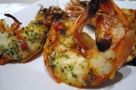 cuisiner des crevettes gambas géantes grillées saveurs et fantaisies