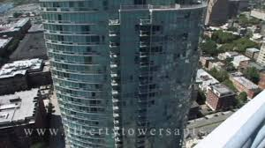 liberty jersey city nj 07302 luxury apartments youtube