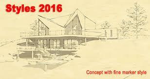 styles sketchup 3d rendering tutorials by sketchupartists