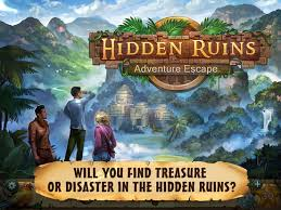 adventure escape hidden ruins mystery story on the app store
