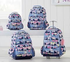 Pottery Barn Batman Backpack Mackenzie Tropical Butterfly Backpacks Pottery Barn Kids