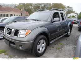 nissan frontier crew cab 4x4 2006 nissan frontier le crew cab 4x4 in storm gray 440330