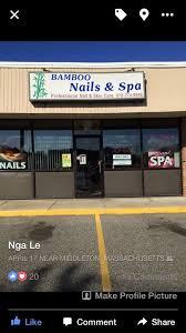 bamboo nails u0026 spa home facebook