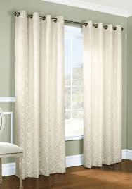 Lace Curtains Amazon Com Thermalogic Anna Lace Panel Set 108 By 84 Inch Ivory