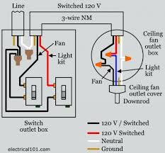 how to install ceiling fan speed wall switch 4 wire wiring