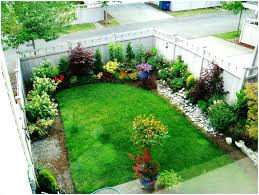 Design Backyard Online Free by Backyards Cozy Modern Garden Landscaping Design For Small
