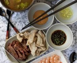 cuisiner viande à fondue fondue chinoise la vraie recette de fondue chinoise la vraie