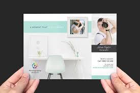 wedding photography flyer template v2 brandpacks