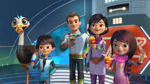 season two of miles from tomorrowland debuts on the disney channel