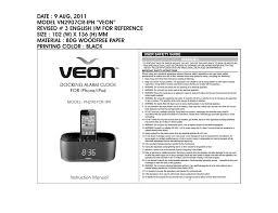 veon vn2906vms iph instruction manual