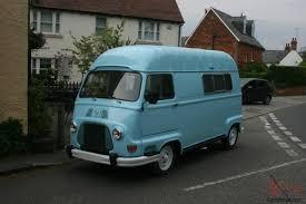 renault vans classic renault estafette h van camper tea burger van
