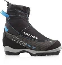 womens boots bc fischer offtrack 3 bc my style cross country ski boots s