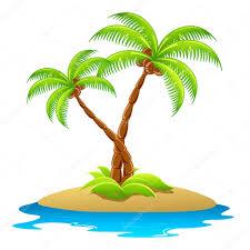 palm tree u2014 stock vector vectomart 5148450