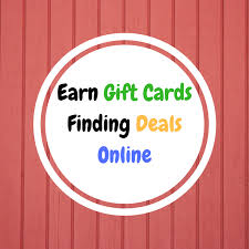 earn gift cards earn gift cards finding deals online ultimate wah