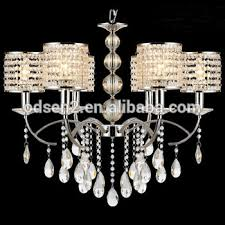 Glass Chain Chandelier Wholesale Modern Coloured Glass Chandelier Gold Chain Hanging
