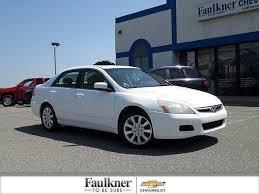 2007 used honda accord honda accord pennsylvania 16 ex blue 2007 honda accord used cars