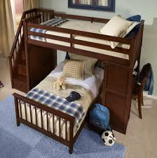 Twin Bunk Bed With Desk And Drawers Twin Bunk Beds With Desk And Drawers Home Design Ideas