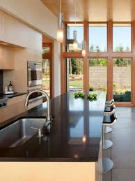 small space open kitchen design splendid open kitchen design with island and breakfast bar images