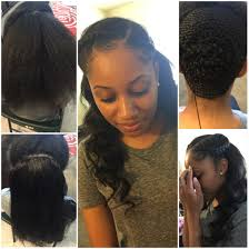 partial sew in u2026 homecoming hairstyles pinterest hair style
