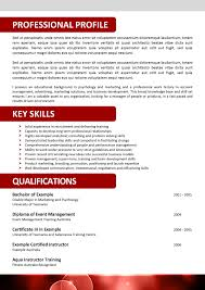 Best Resume Templates Australia by Creative Marketing Resume Templates