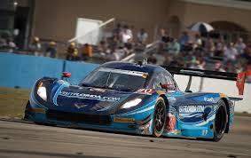 imsa corvette chevy turns sebring into bow tie the inside track