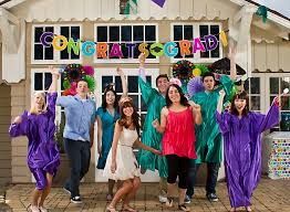 senior graduation party ideas colorful graduation party ideas party city