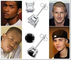 mens earrings mens earrings jpg guide to create your own diamond earrings