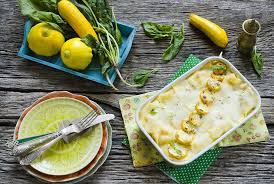 comment cuisiner les courgettes jaunes recette lasagnes de courgettes au saumon frais