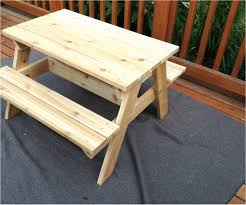 Folding Picnic Table Plans Furniture Folding Picnic Table Bench Beautiful Simple Picnic