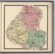 Map Of Berks County Pa Oley Exeter And Amity Townships Berks County Pennsylvania