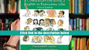 audiobook a conversation book 2 english in everyday life full
