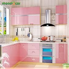 Home Decor Wall Aliexpress Com Buy Glossy Pearl Vinyl Pvc Waterproof Self