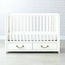 Convertible Cribs With Drawers Extraordinary Cribs With Drawers Crib Drawers Changing Table For