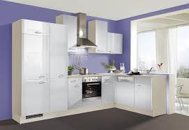 pino küche pino küche in hochglanz und vorratsschrank mit innenschubkästen