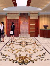 marble medallion floor design gharexpert
