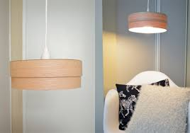 Diy Pendant Lights How To Make A Diy Wood Veneer Pendant L Curbly