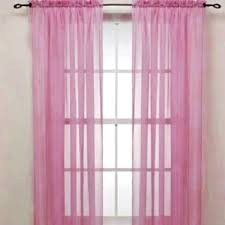 Magenta Curtain Panels 1 Piece Home Sheer Voile Door Window Curtain Panel Drape More Than