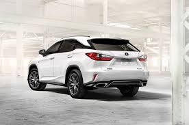 lexus red rx 350 for sale 5 cool features on the 2016 lexus rx