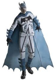 batman 2nd skin costume mega halloween store pinterest