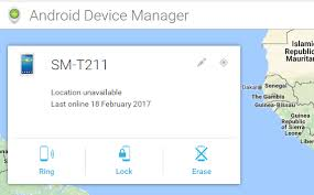 android device manager location unavailable unlock android device forgot password track my android phone