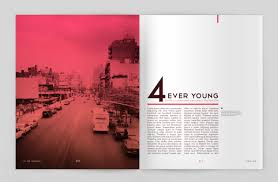 magazine layout graphic design part c laura fearn