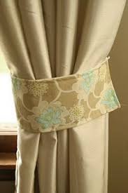 how to tie curtains how to make curtain tie backs home ideas pinterest curtain