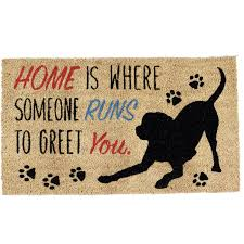 wholesale home design products home dog doormat u2013 dii design imports