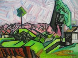 shant beudjekian cubism interpretation