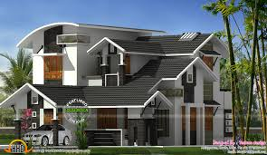 1400 Square Feet In Meters by 244 Sq Yd Mix Roof House Plan Kerala Home Design Bloglovin U0027